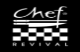 Uniformes para Chefs marca Chef Revival - distribuidos por Ideas Etctera